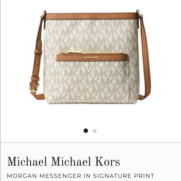 76ededdd725b Beautiful Michael Kors Vanilla Crossbody (Morgan)!.  M_5c648478aaa5b87c847b1d81. Other Bags you may like